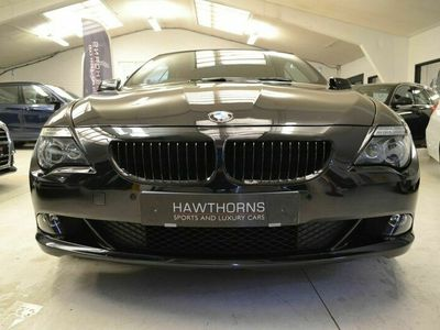 used BMW 635 Cabriolet 635d Sport 2dr Auto [2010]