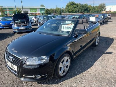 used Audi A3 Cabriolet 1.2 TFSI Sport 2dr
