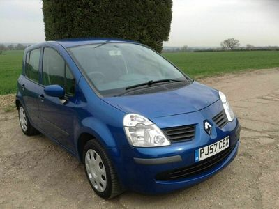 used Renault Modus 1.2 TCe 16v Expression 5dr