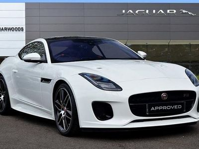 used Jaguar F-Type P380 Chequered Flag AWD 2dr
