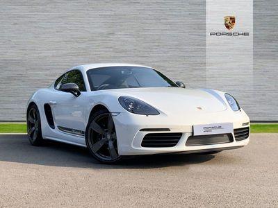 used Porsche 718 Cayman T