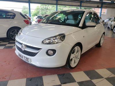 used Vauxhall Adam 1.4 16v White Edition 3dr