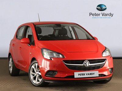 used Vauxhall Corsa 1.4 [75] ecoFLEX Energy 5dr [AC]