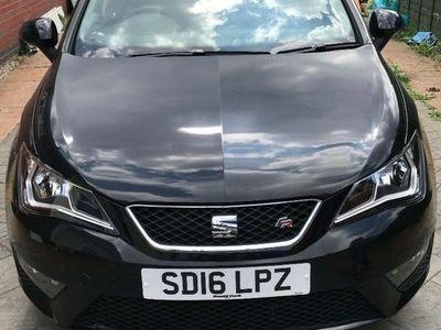 used Seat Ibiza 1.2 TSI FR 5dr