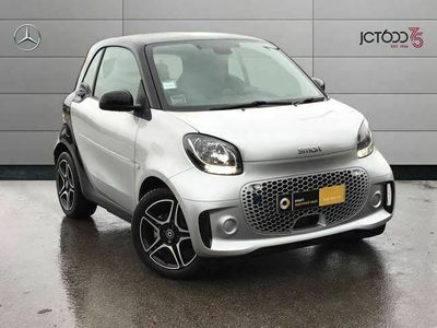 used Smart ForTwo Electric Drive ForTwo Coupe 60kW EQ Pulse Premium 17kWh 2dr Auto [22kWCh] coupe