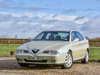 used Alfa Romeo 166 3.0 V6 24v Sportronic Sportronic 4dr