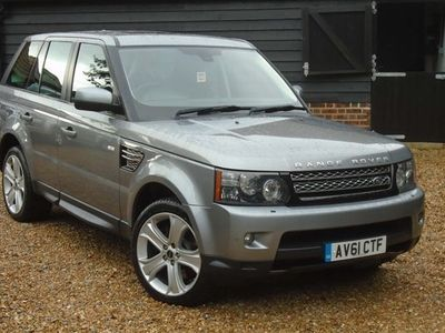 used Land Rover Range Rover Sport Estate 3.0 SDV6 HSE (Lux Pack) 5d Auto