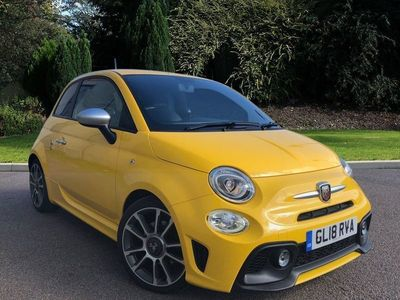 used Abarth 595 TURISMO MTA Semi Auto 3-Door