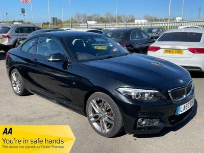 used BMW 218 2 SERIES 1.5 i M SPORT, SATELLITE NAVIGATION