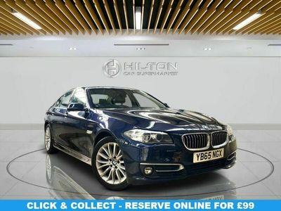 used BMW 525 5 Series 2.0 D LUXURY 4d 215 BHP 4-Door