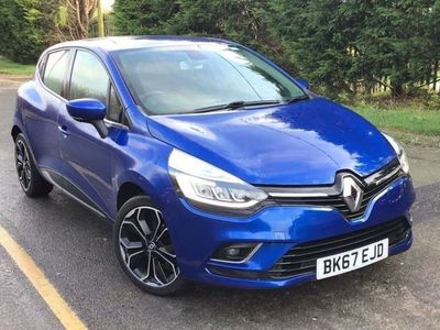 used Renault Clio 1.5 Dci 90 Dynamique S Nav 5Dr Auto