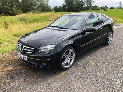 used Mercedes CLC200 CLCSport 3dr Auto