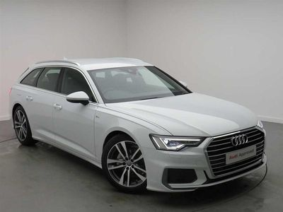 used Audi A6 Avant S line 40 TDI 204 PS S tronic 5dr
