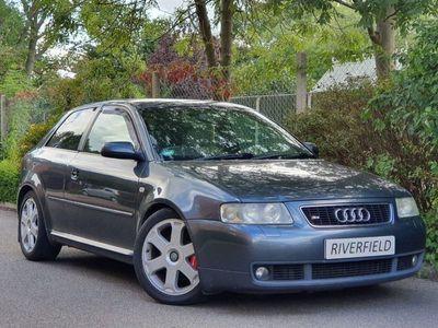 used Audi S3 1.8 quattro 3dr