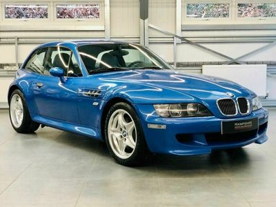 used BMW Z3 3.2 M Coupe