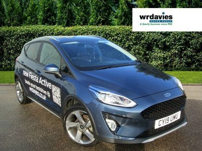 used Ford Fiesta 1.0 125ps Active X 5dr hatchback
