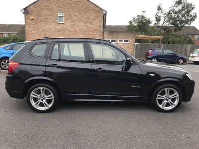 used BMW X3 3.0 35d M Sport Sport Auto xDrive 5dr