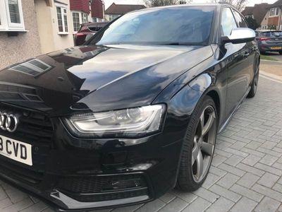 used Audi S4 Avant 3.0 TFSI V6 Black Edition S Tronic quattro 5dr