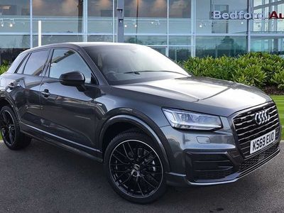 used Audi Q2 35 Tfsi Black Edition 5Dr