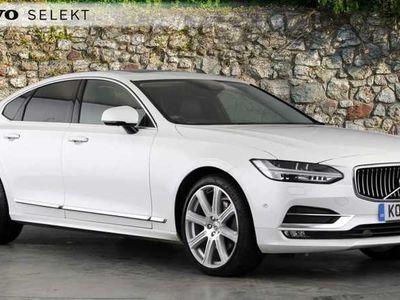 used Volvo S90 D5 PowerPulse AWD Inscription Pro Automatic (Sunroof, Xenium Pack, BLIS, Apple Car Play) 2.0 4dr