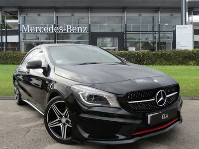 used Mercedes CLA250 ClaAMG 4dr Tip Auto