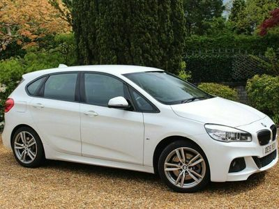 used BMW 225 Active Tourer 2 SERIES 2.0 I XDRIVE M SPORT 5d 228 BHP FABULOUS VALUE AND CONDITI
