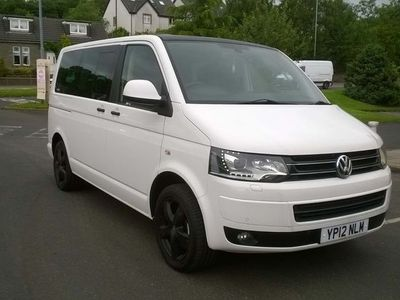 used VW Caravelle 2.0 BiTDI Edition 25 Bus DSG 4dr (SWB, 7 Seats)