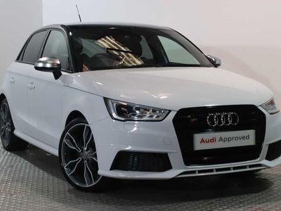 used Audi S1 Sportback quattro 231 PS 6 speed 2.0 5dr