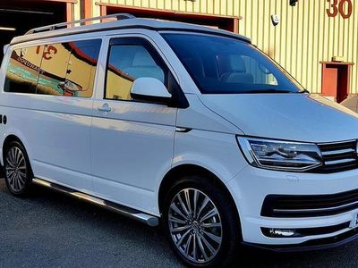 used VW T6 HIGHLINE 102 BHP CAMPERVAN ORDER YOURS TODAY
