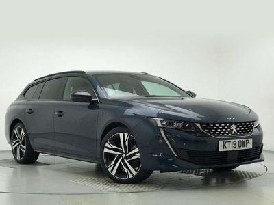 used Peugeot 508 2.0 BlueHDi GT EAT s/s 5dr