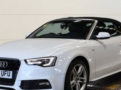 used Audi A5 DIESEL AUTOMATIC CONVERTIBLE 2 DOORS