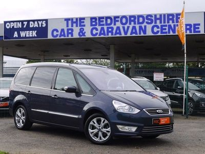 used Ford Galaxy TITANIUM X TDCI 7 Seat Auto with Leather & Navigation 5-Door