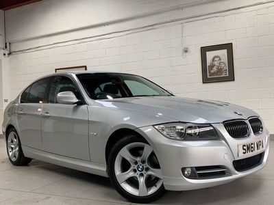 used BMW 318 3 SERIES 2.0 D EXCLUSIVE EDITION 4d 141 BHP