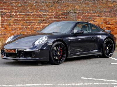 used Porsche 911 Carrera GTS PDK - UNDER OFFER - SIMILAR REQUIRED