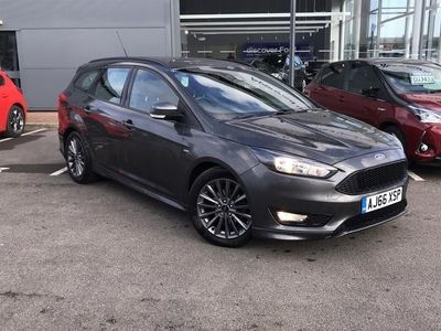 used Ford Focus 1.5 Tdci 120 St-Line 5Dr Powershift