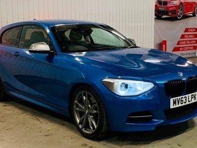 used BMW M135 1-Series Hatchback i M Performance 3d Step Auto