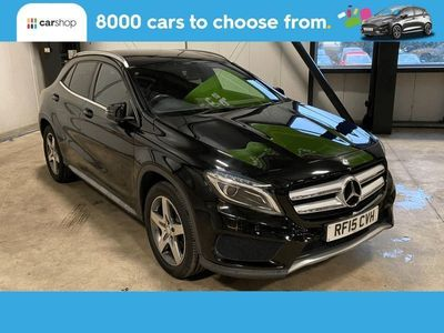 used Mercedes GLA200 CDI AMG Line 5dr Auto [Premium Plus] Satellite Navigation 2.2