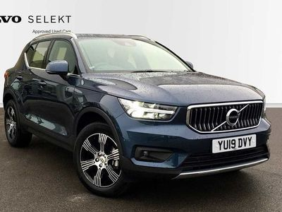 used Volvo XC40 T3 Inscription Automatic ( Camera & Service plan ) 1.5 5dr