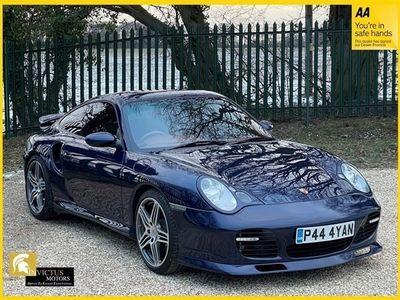 used Porsche 911 3.6 TURBO 2d 415 BHP