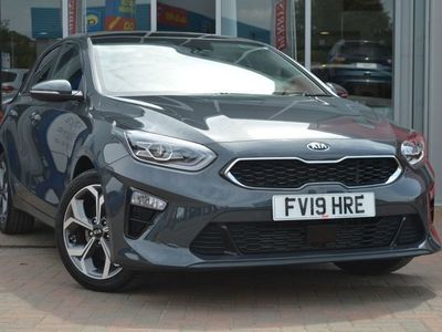 used Kia cee'd 1.4T GDi ISG First Edition 5dr Hatchback Hatchback 2019