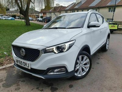 used MG ZS 1.5 VTi-TECH Excite (s/s) 5dr