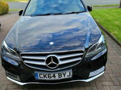 used Mercedes E350 E Class 3.0CDI BlueTEC AMG Sport 7G-Tronic Plus 4dr