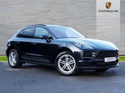 used Porsche Macan 5dr PDK