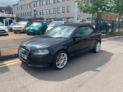 used Audi A3 Cabriolet 1.8 T FSI 2dr