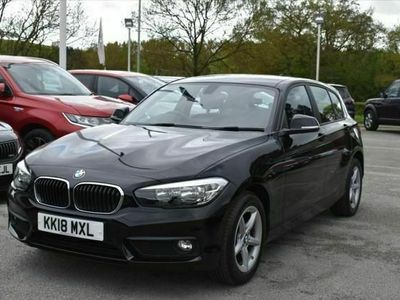 used BMW 116 1 Series 1.5 d SE Sports Hatch (s/s) 5dr