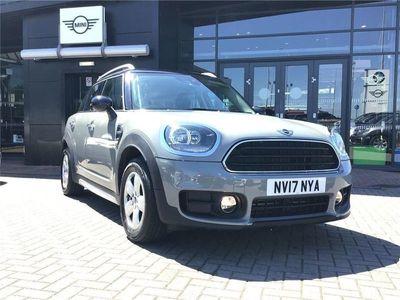 used Mini Cooper D Countryman 2017 Preston Farm Industrial Estate 2.0 5dr Auto