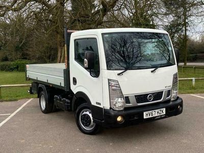 used Nissan Cabstar Nt40035.13 dCi Tipper