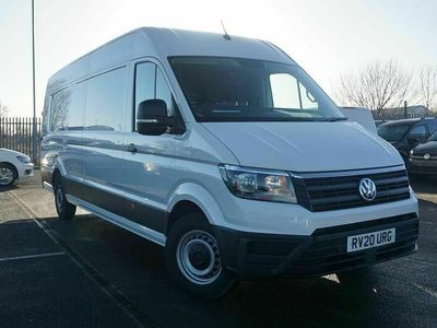 used VW Crafter 2.0 Tdi 140Ps Startline Business High Roof Van