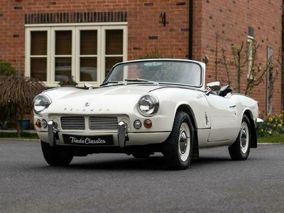 used Triumph Spitfire Mk3 For auction on Trade Classics.