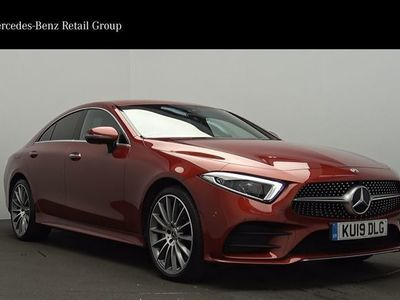 used Mercedes CLS400 CLS Class4Matic AMG Line Premium + 4dr 9G-Tronic Coupe 2019